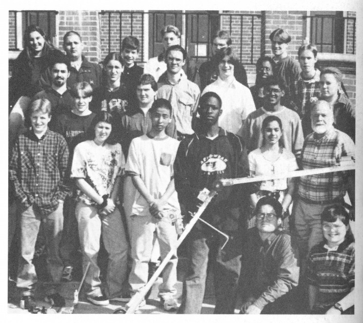 1997 The First Robotics Team
