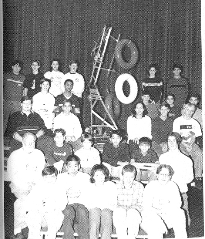 1998 RV Robotics Team